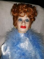 Hollywood Walk Of Fame Doll -Lucille Ball - Limited Edition-1993-Beautiful
