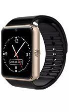 Bluetooth Smartwatch With SimCard Slot Camera Music Play Pedometer,Sleep Monitor