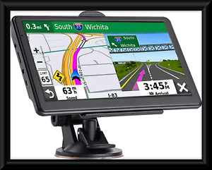7 Inch Car Gps Navigation Touch Screen With Maps Spoken Direction 2021