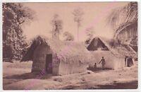 CPA SEPIA  COTE D IVOIRE AFRIQUE MISSIONS D AFRIQUE Eglise catholique