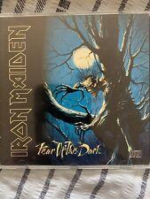 iron maiden fear of the dark cd