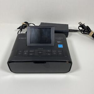 Canon Selphy CP1300 Wireless Compact Photo Printer w/ Power Adapter