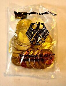 Erstausgabe Euromünzen Starterset 2002 Deutschland   OVP ungeöffnet