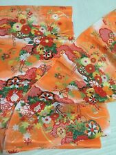 New Listing Japanese Kimono fabric - Children's pretty pattern