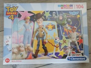 TOY STORY 4 -  104 Piece Puzzle Brand New Still Sealed