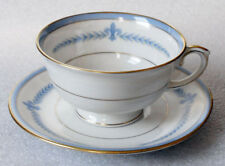 LAMBERTON IVORY CHINA PURITAN cup and saucer Made in America