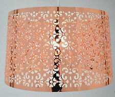 Chandelier Ceiling Light Lamp Shade Fitting Metal - Copper - 152825 - Easy Fit