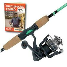 New listing Universal Multispecies Rod and Reel Combo Fishing Pole | Freshwater & Inshore