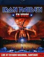 Iron Maiden - En Vivo! NEU Blu-ray