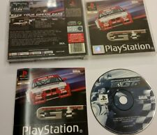 PS1 Sports Car GT For PlayStation 1 PS1 - Excellent Condition - Complete