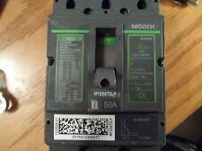 Noark 3 pole 50 Amp 480/600 Volt Circuit breaker