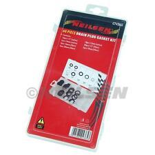 Neilsen 60pcs Drain Plug Washers Gasket Kit Nylon Fibre Washer / 4365