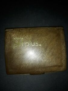 Vintage Makeup Conditioning Pressed Powder Warm Glow #2 Never Used By Redken