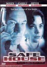 Safe House (DVD, 1999) Patrick Stewart, Kimberly Williams RARE