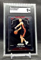 Tyler Herro 19-20 Panini Prizm #259 Rookie Rc SGC 9 Mint Miami Heat HOT RC  💹🔥