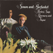 1 CENT CD Simon And Garfunkel ‎– Parsley, Sage, Rosemary And Thyme