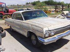 1963 Chevrolet Impala Biscayne