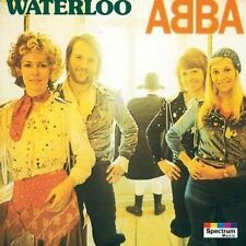 Waterloo [CD] Abba (1275) Compilation Spectrum Label
