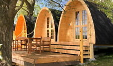 HotTub-direct Camping Pod 2,4 x 2,4m / 1 room