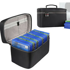20 Game Disc Large Travel Carrying Storage Bag Case Cover for Xbox One/PS4 Disc