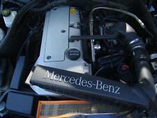 MERCEDES C CLASS ENGINE/ MOTOR PETROL 2.0LTR, W203, C180,111.951 CODE,11/00-09/0
