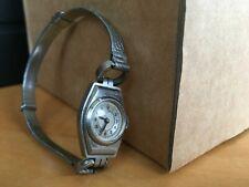 Alte Damen Armbanduhr Anker,WB,Edelstahl,mechanisch,Vintage,Retro
