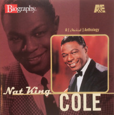 "NAT KING COLE ""A&E Biography: A Musical Anthology"" (CD 1998) 17-Tracks EXCELLENT"