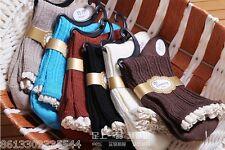 3 Pairs Womens Soft Comfortable Warm Bamboo fibre Socks SALE GIFT Absob breathe