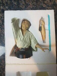 Star Wars Gentle Giant Statue Bust Luke Skywalker Tatooine