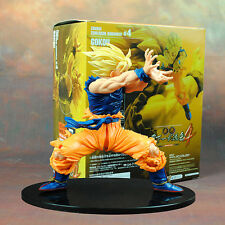 Anime Dragon Ball Z  Super Saiyan Son Goku action figure toy 17cm