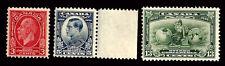 Canada. Imperial Economic Conference, Ottawa 1932. Scott 192-194. MNH (BI#24)