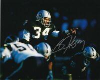 Bo Jackson Autographed Signed 8x10 Photo ( HOF Raiders ) REPRINT
