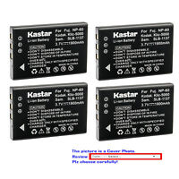 Kastar Replacement Battery for Vivitar Digital Video Camera DVR-840XHD DVR-530