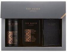 Ted Baker Gift Set Body Spray & Black key holder wallet
