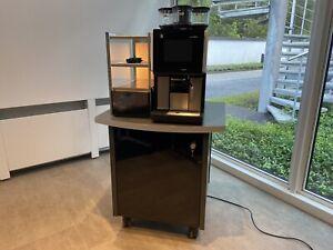 WMF 1500 S Kaffee Vollautomat Gastro Catering Inkl. Wagen + Zubehör