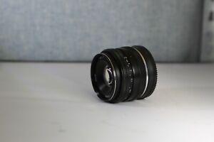 35mm F1.7 Manual Prime Lens for Sony E-Mount Digital Mirrorless Cameras