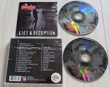 2 CD ALBUM LIES & DECEPTION - THE STRANGLERS 31 TITRES 2002