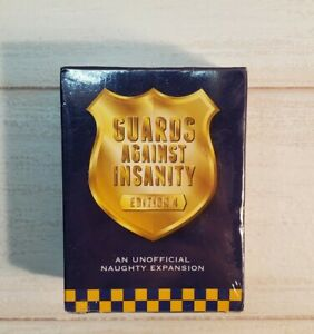 Guards Against Insanity Edition 4 BRAND NEW!