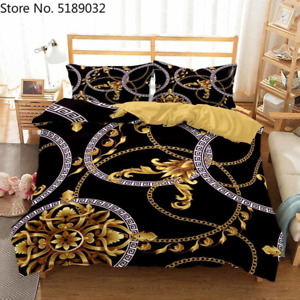 2-3/Pcs Single Double Bed Full Size Bedding Vintage Bed Cover Pillowcase Bedding