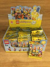 LEGO Minifigures 71009 The Simpsons Series 2 Pick Your Own Character Prices Vary
