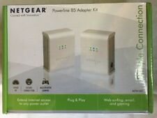 Netgear SEALED Powerline 85 Adapter Kit - XETB1001 - 100NAS