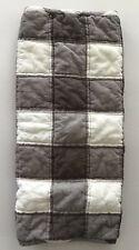 Pottery Barn Buffalo Gray White Checkered Pillow Case Sham
