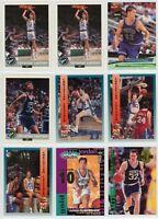 CHRISTIAN LAETTNER Rookie Basketball Card Lot - 13 Cards - DUKE BLUE DEVILS