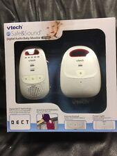 Vtech Safe & Sound Digital Audio Baby Monitor, BNIB