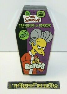 ++ figurine the simpsons series ONE - treehouse of horror BUST-UPS NEUF ++