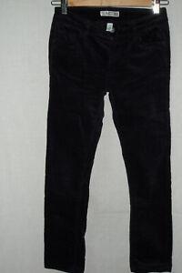 OKAIDI jeans slim violet foncé 10 ANS