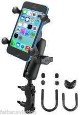 RAM Motorcycle Brake/Clutch Reservoir Mount for Original Size iPhone, SE, Others