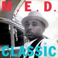 M.E.D.  - CLASSIC NEW CD
