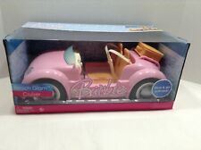 NEW!!!  Barbie Beach Glam Cruiser With Stow And Go Suitcase