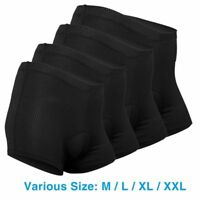 Men's Cycling Shorts Padded Bicycle Riding Pants Bike Biking Clothes Cycle Wear